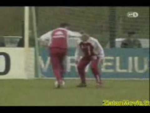 Zlatan Ibrahimovic - Training Skill Show