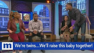 We're twins…We'll raise this baby together! (Feat. Gary Owen) | The Maury Show
