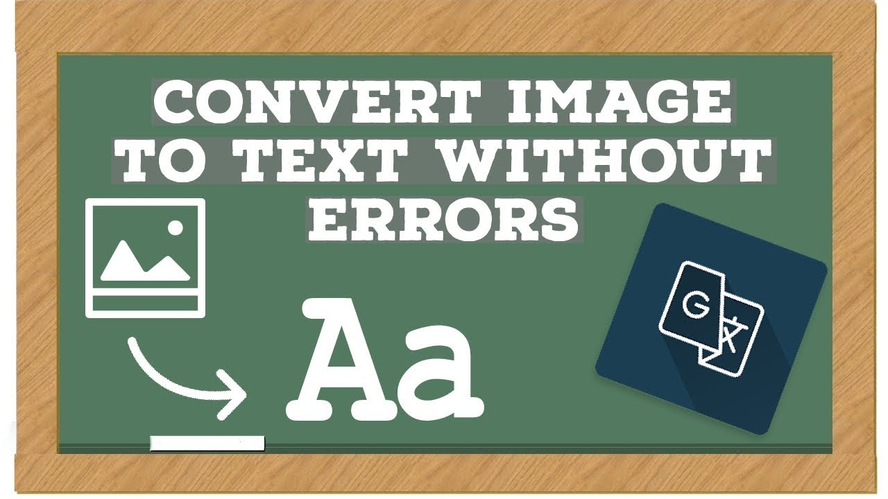How to convert text from an Image to doc file without any errors | Image to Text converter