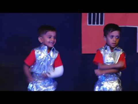 Bajne De dhadak (Malhari) 2016-17 Dnyanada's ABC