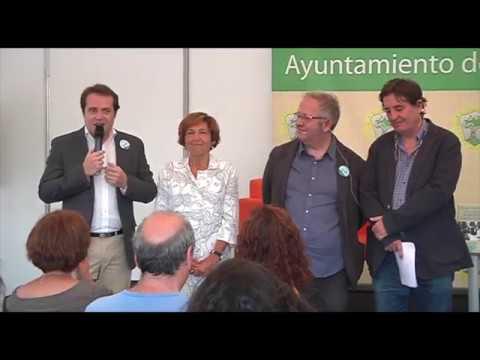20170419 Feria del Libro de Mairena del Aljarafe 2017