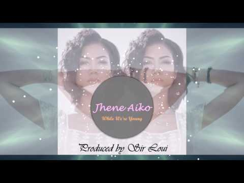 Jhene Aiko - While We're Young Instrumental