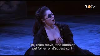 O don fatale. Laura Vila, mezzosoprano