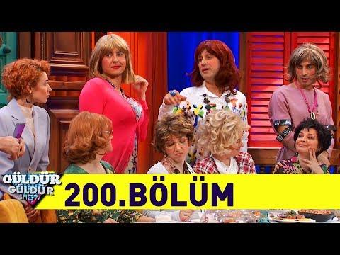 Güldür Güldür Show 200.Bölüm (Tek Parça  HD)