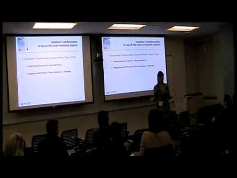 Elena Panaritis at Santa Clara University: Part 5