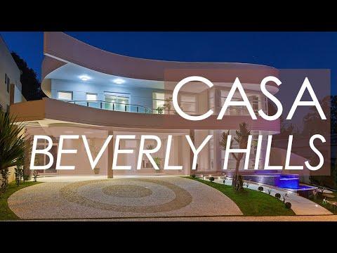 In Casa com Iara Kílaris, Casa Beverly Hills