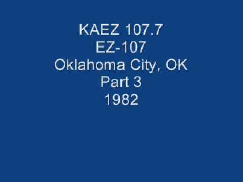KAEZ 107.7 Oklahoma City, OK Part 3 1982