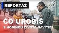 Sleduj, ako Juro Oravec nachytal Slovákov jednoduchou otázkou