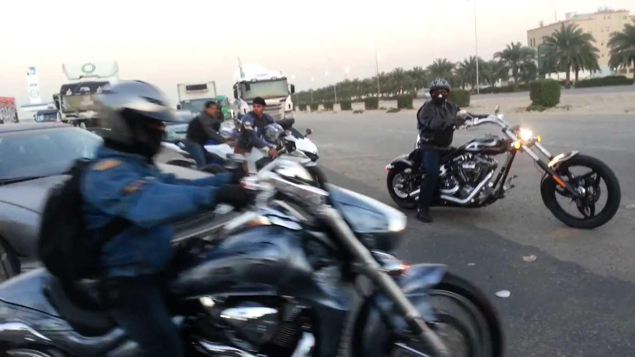 Harley Davidson Rally Al Khobar Saudi Arabia Youtube