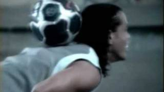 ronaldinho freestyle