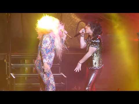 """Body Talks"" Kesha & The Struts@Ocean Resort Casino Atlantic City 11/16/18"