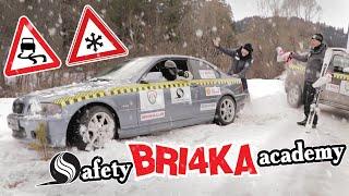 Шофиране през зимата - Грешки и ВАЖНИ съвети| FWD | RWD | 4х4 l Safety BRI4KA Academy l Ep 5