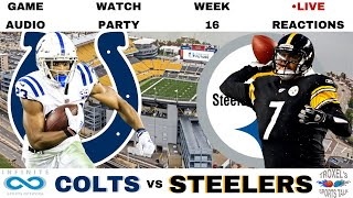 ... #colts #steelersi'm troxel's sports talk co-founder of the infinite network (isn) started produc...