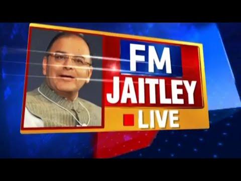 FM Arun Jaitley On GST Rollout