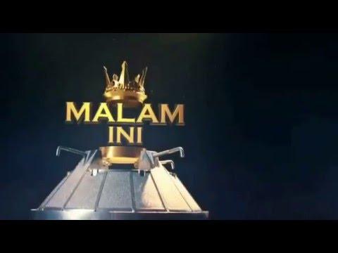 Malam Ini - Maharaja Lawak Mega Akhir
