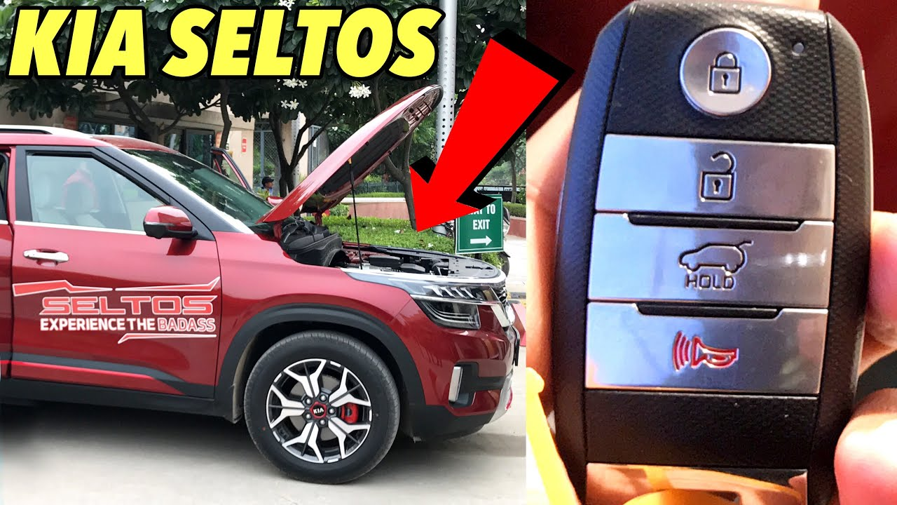 10 Unique Features In Kia Seltos इतन सस त म