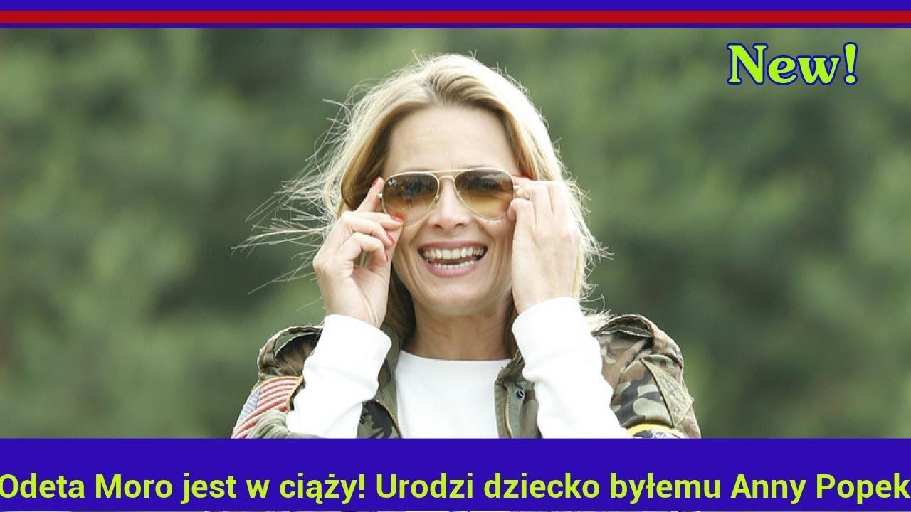 Odeta Moro jest w ciąży! Urodzi dziecko byłemu Anny Popek!