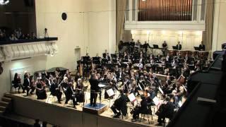 Dmitri Šostakovitš - Sümfoonia nr 4 c-moll op 43 (I Allegretto poco moderato - Presto)