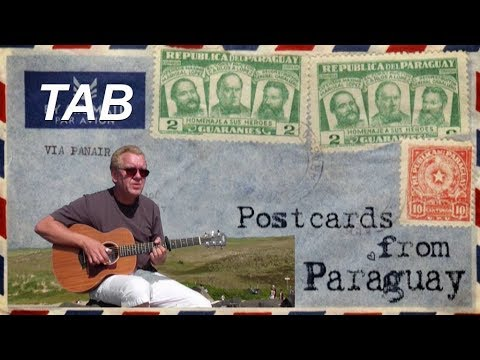 Mark Knopfler- Postcards from Paraguay with lyrics - YouTube