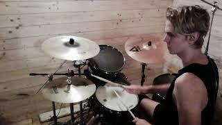 QUEEN ''Don't Stop Me Now'' drum part by Robert Kirk