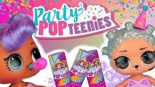 Party Pop Teenies & LOL surprise  💕 bajka po polsku