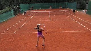 Теннис. Лагерь Tennisfor. 1.