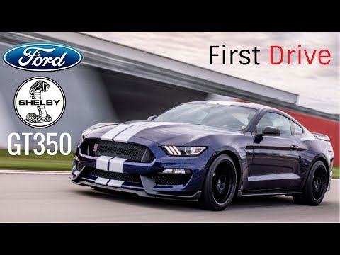 2019 Ford Mustang Shelby GT350 - The best sound is the exhaust