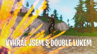 Vyhrál jsem s doublem LUKEM! 🔥 (Fortnite: Battle Royale)