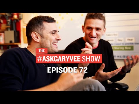 #AskGaryVee Episode 72: Casey Neistat on Applying to College & How to Focus on Goals