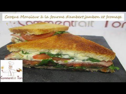 croque-monsieur-à-la-fourme-d'ambert,jambon-et-fromage-par-commentfait-ton