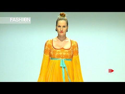 CHU YAN Spring Summer 2017 SAFW - Fashion Channel