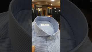 shirt  manswear 맞춤셔츠 하운드투스체크