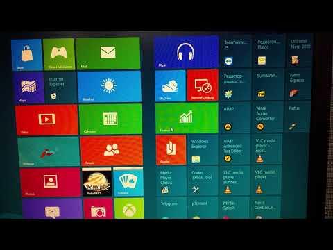 Тест Windows 8 на Socket 462 (A) AMD👍