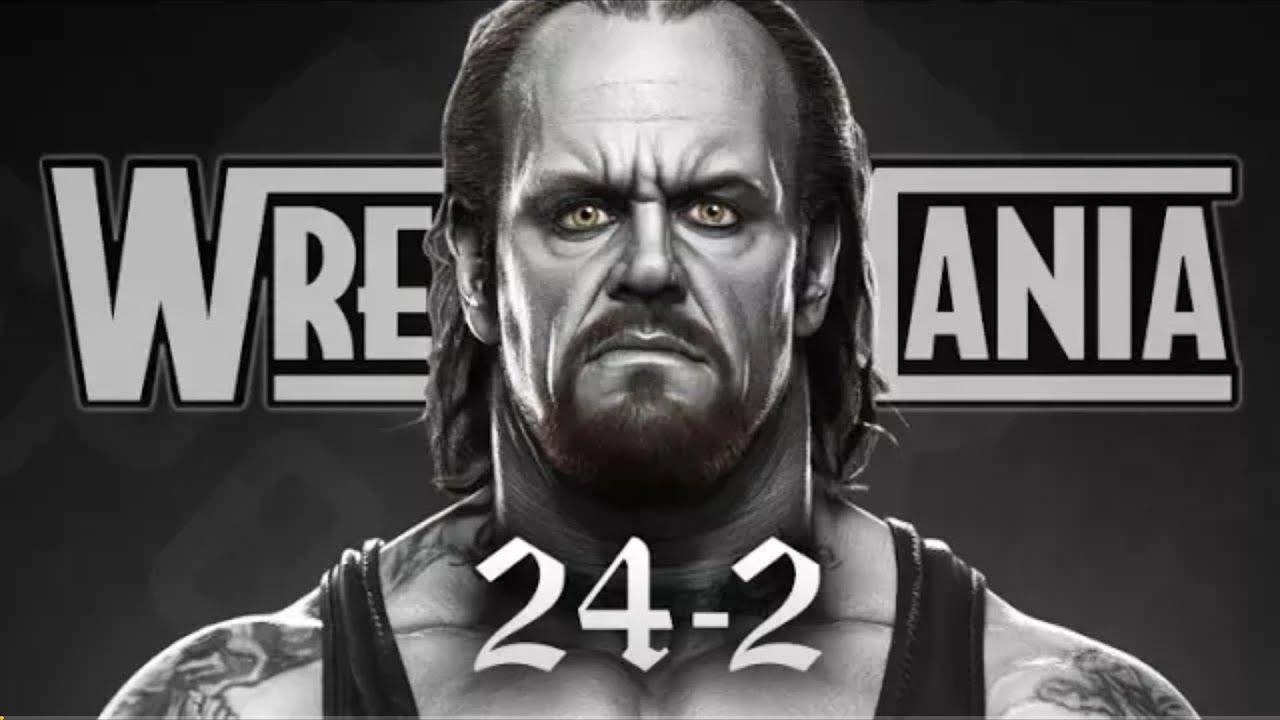 Download The Undertaker  WWE WrestleMania 24-2 (2018 Extended vs John Cena) - Wrestling Time