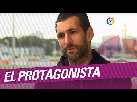 El Protagonista: Diego López, jugador del RCD Espanyol