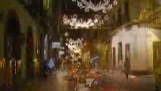Alfonso XII en Navidad