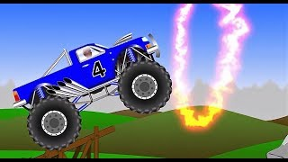 Colors For Children With PACMAN and Racing Car Song Kids - Colors Kids TV