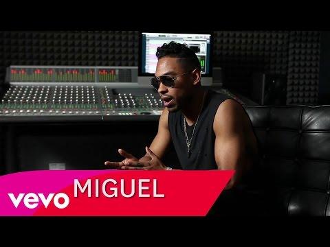 Miguel - VEVO News Interview