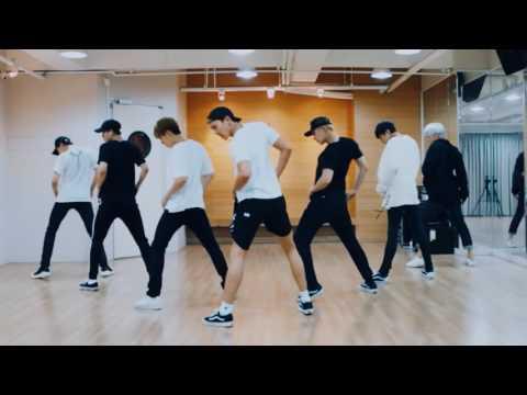 Monsta X 'All In' Mirrored Dance Practice