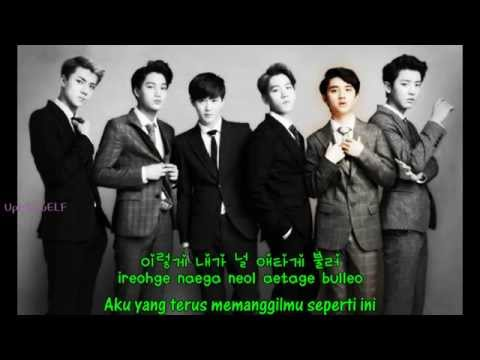 [Indo Sub] EXO Moonlight with Color Coded Lyric [Han/Rom/Indo]