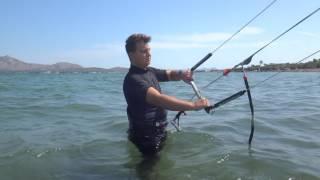 schönes tage www edmkpollensa com kiteschule mallorca kiten unterricht in April Portblue Club Pollen