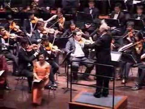 Beethoven 9th Symphony Ode to Joy -1 • Nafa Orchestra - Volker Hartung, conductor