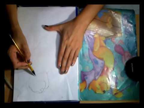 การวาดการ์ตูน.wmv
