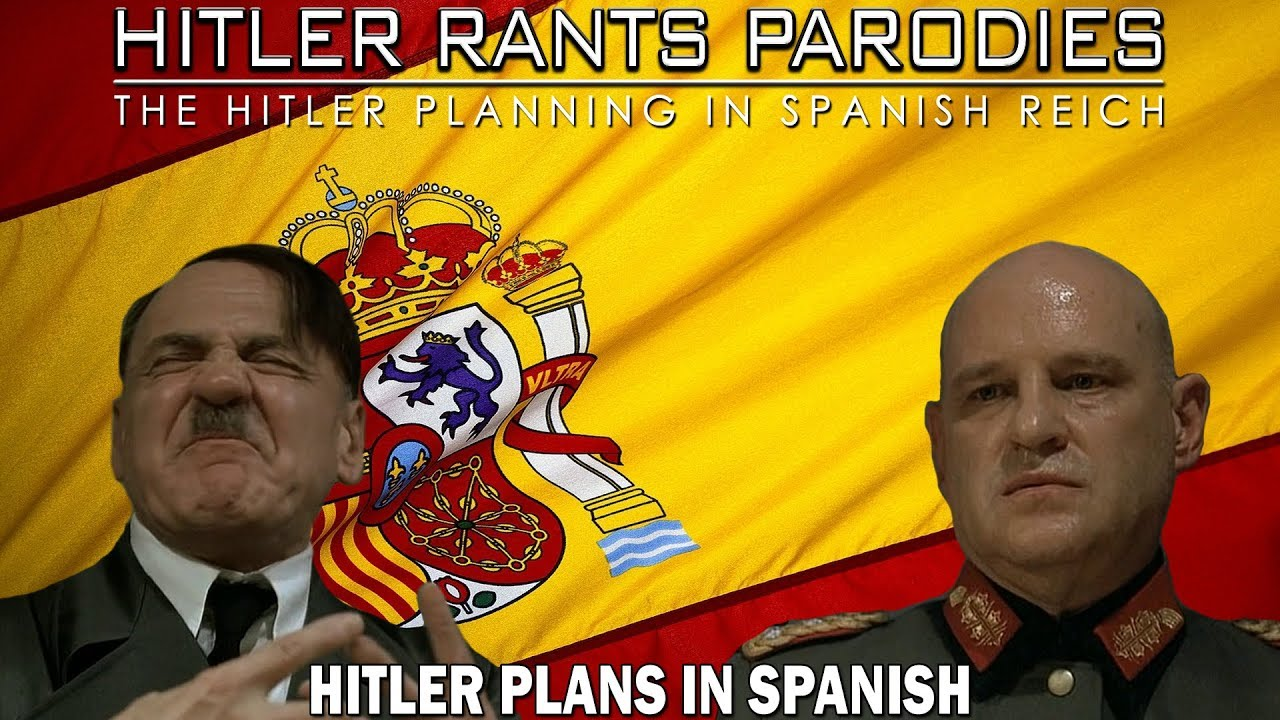 Hitler plans in Spanish