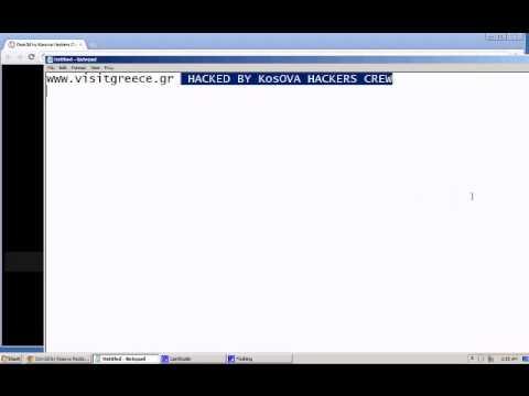 www.visitgreece.gr  Hacked by Kosova Hackers Crew