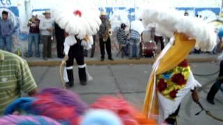 Carnaval Papalotla Tlaxcala 2012 Barrio de Xaltipa