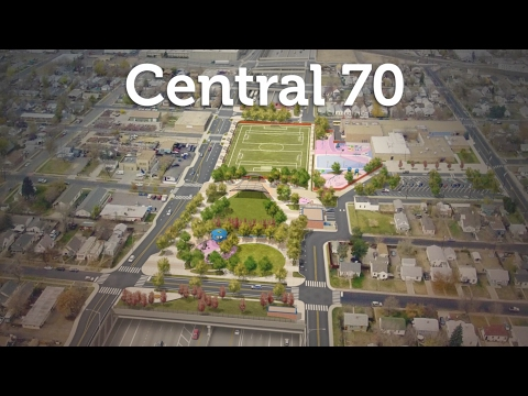 Central I-70 Project, Denver Colorado