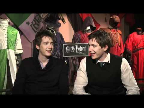 The Weasley Siblings Talk Harry Potter And The Deathly Hallows: Part One | Empire Magazine