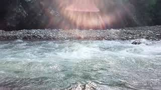 Heaven in uttarakhand garhwal.. Amazing beautiful and colourful river