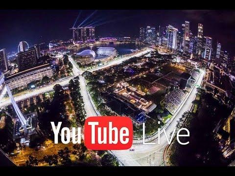 Circuito F1 Singapur : Gp de singapur f u directo clasificación youtube